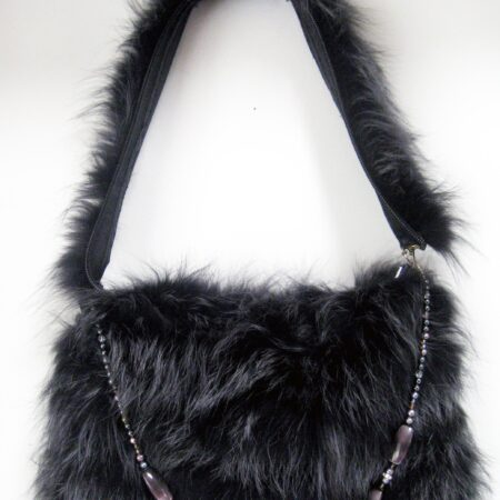 Fox Fur BAM Bag