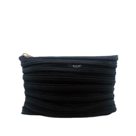 Carryall Pouch in Black Front