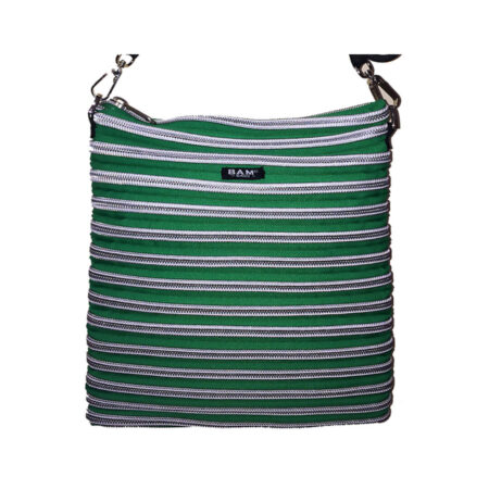 Xander Bag in Emerald Green