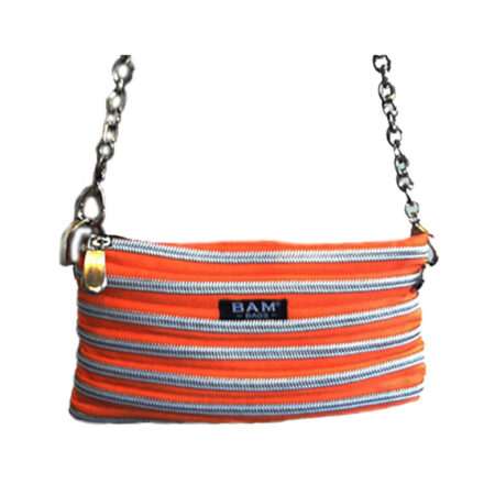 Isabel Bag in Tangerine